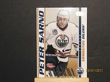 2003-04 Pacific Heads Up #117 Peter Sarno RC