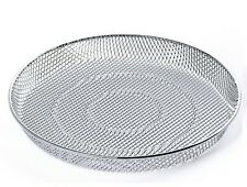 Halogen Oven Rotisserie Air Fryer Baking MeshTray Roasting Pan for Rotary Cooker