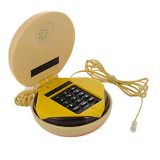 NEW Novelty Hamburger Cheeseburger Telephones  Home Desktop Corded Cartoon Phone