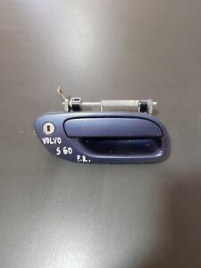 VOLVO S60 2002-2006 YEAR RHD FRONT RIGHT DOOR EXTERIOR HANDLE BLUE