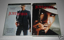 Justified: The Complete First Season & Second Season