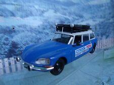 1/43  Norev   Citroen ID 21 Rally 1970