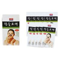 10/30/50 Charcoal Nose Pore Cleansing Strips Blackhead Cleaner Remover Peel Off
