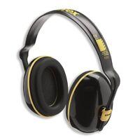 Uvex Kapselgehörschutz K200, SNR: 28 dB 360° drehbar  Schwarz/Ocker  Gehörschutz