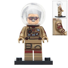 Stan Lee (Space) - Marvel Comics Lego Moc Minifigure Gift For Kids
