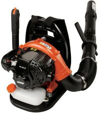 2-Stroke Cycle Backpack Leaf Gas Blower Hip Throttle 158 Mph 375 Cfm Equipment