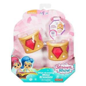Shimmer and Shine Wish-Granting Shine Bracelets Pink