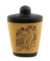 Bottiglia Bottiglietta Boccetta Arte Shunga Erotico Raro - 1505 K 54
