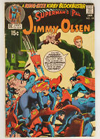 Supermans Pal Jimmy Olsen 135 2nd Appearance of Darkseid DC Comics Jack Kirby VG