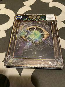 Doctor Strange (Blu-ray/DVD, SteelBook Only  Best Buy)