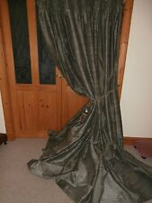 """HUGE Ex Hotel Curtains 100""""Drop x 220"""" Wide. Blackout. FOUR Pairs Available."""