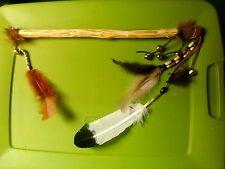Handmade Native American Indian Wooden Dance Stick