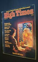 MB-122 High Times Magazine January 1977 Issue Michael Kennedy Bigfoot South more
