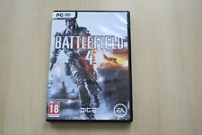 Battlefield 4 PC DVD 3 Disco Con Manual (clave utilizada)