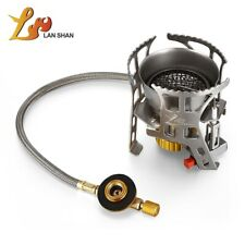 Outdoor Windproof Foldable Stove Gas Burner Camping Cooker