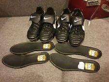 2 pairs SIZE 7uk excellent condition Nike Tiempo premier FG 1994 remake rare