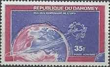 Timbre Cosmos UPU Dahomey PA215 * lot 26480