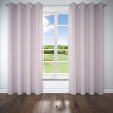 Untrammelife Dusty Pink Curtains for Girls Bedroom, Thermal Insulated Moderate R