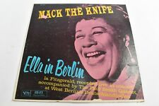 Ella Fitzgerald - Mack The Knife - Ella In Berlin, VINYL LP
