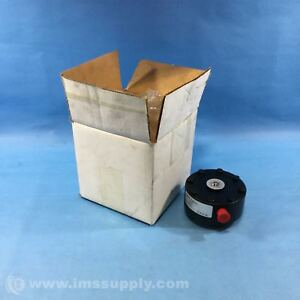 Lebow 3143-500 Tension/Compression Pancake Load Cell FNOB