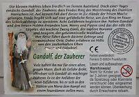 1x BPZ Gandalf aus Herr der Ringe I - Die Gefährten