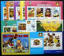 Guyana 1993 Disney Filmplakate Donald Duck Kino 4416-4469 Block 363-367 MNH