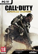 Activision jeux PC Call of Duty Advanced Warfare
