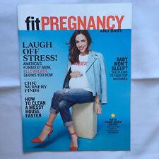 Fit Pregnancy and Baby April 2016 Elle Walker