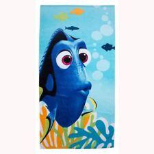 Toallas de baño y albornoces Disney color principal azul con toalla de playa
