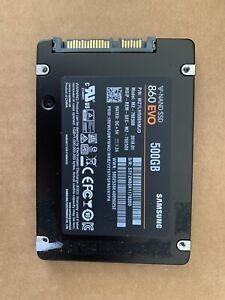 "Samsung 860 EVO 500GB 2.5"" SSD  (MZ7LH500HMJD)"