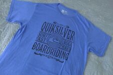 NEW Men's Quiksilver   T Shirt  Size LARGE nice