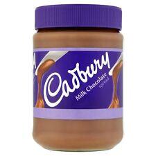 Cadburys Smooth Chocolate Spread - 400g - Pack of 2 800g x 2 Jars)(14.11 oz x 2)