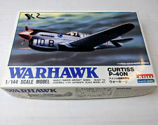 1/144 Arii P-40N Curtiss Warhawk American Fighter Midway