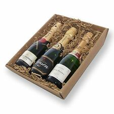 Mini Champagne Tray With Laurent-Perrier, Lanson and Moet