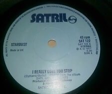 Stardust - I Really Love You Stop - SAT122 - 1977