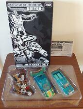 Transformers E-hobby United Autobot Set Hot Rod Kup Scrapheap