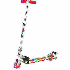 Razor 13010458 Spark 2.0 Kick Scooter with Led - Red