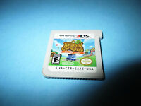 Animal Crossing: New Leaf Welcome Amiibo (Nintendo 3DS) XL 2DS Game