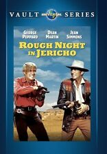 Rough Night in Jericho 1967 (DVD) Dean Martin, George Peppard, Jean Simmons -New