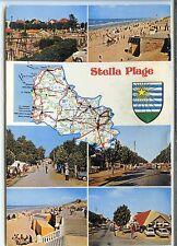 CP 62 Pas-de-Calais - Stella-Plage - Multivues - Carte Blason