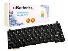 Laptop Keyboard Toshiba Portege M200 P2000 S100 U200 M205 P2010 S105 - Black