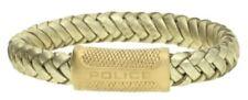 Police Leather Stainless Steel Bracelets for Men