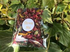 Red Rose Petals Throws x 3 BAGS Natural Dried Biodegrable ECO Wedding Confetti