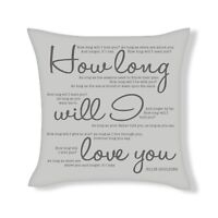 FQ056 Taken 2008 Film Quote Pillow Cushion Cover Gift