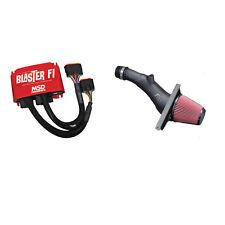 MSD Blaster EFI Controller Fuel Customs Intake System Yamaha Raptor 700 06-14