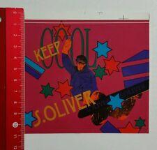 Aufkleber/Sticker: s. OLIVER Keep cool (300416168)