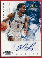 Malcolm Lee Autograph Rookie 2012-13 Contenders #287 UCLA Timberwolves