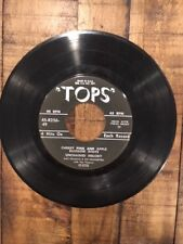 Tops  4 Hits 45 RPM Record. 45-R256-49. Whatever Lola Wants/Unchained Melody.