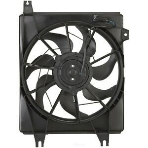 TYC AC A/C Condenser Radiator Cooling Fan Assembly Shroud Motor 1.8L 2.0L Engine