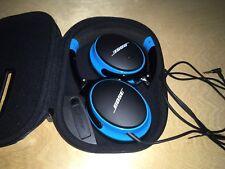 Bose QC25 Acoustic Noise Cancelling Headphones NFL Edition Black / Blue- IOS